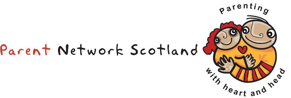 parent network scotland logo.