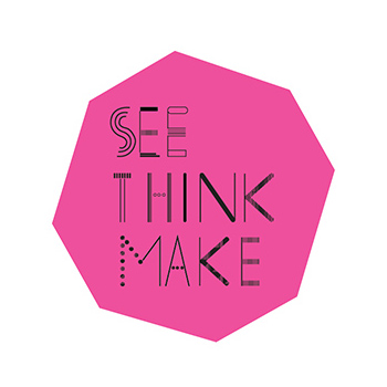 See think make logo.