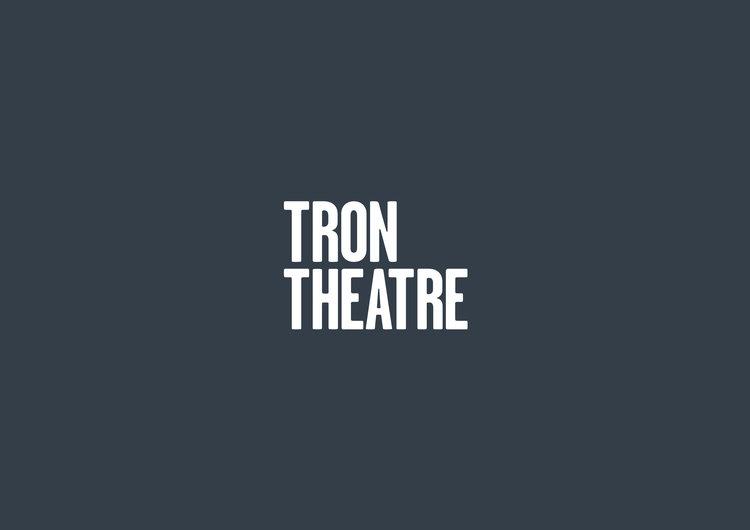 Tron Theatre Logo.