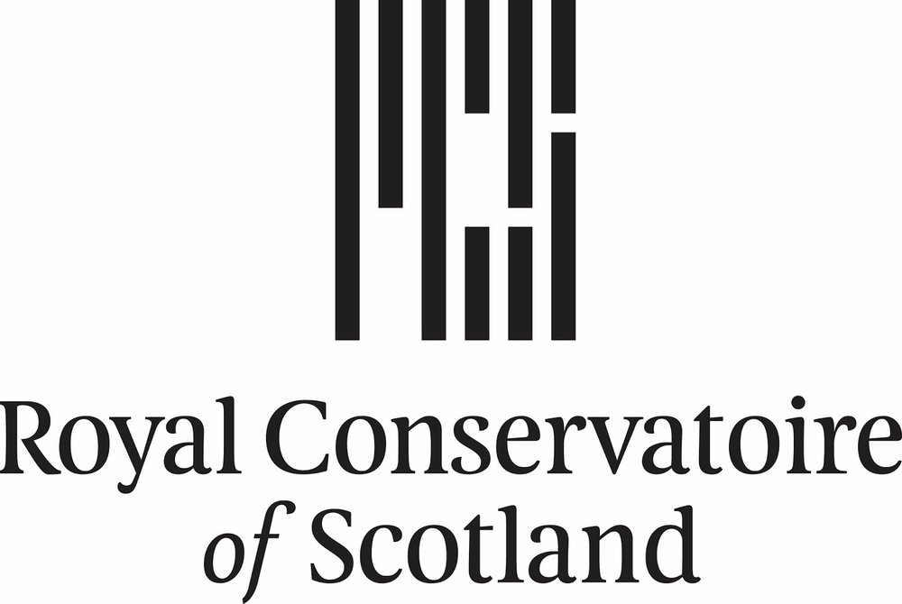 The Royal Conservatoire of Scotland Logo.