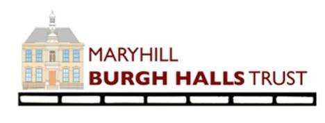 maryhill burgh halls trust logo
