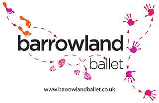 barrowland ballet logo.