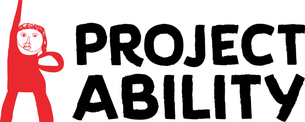 project ability logo.