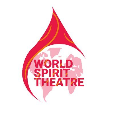 world spirit theatre logo.
