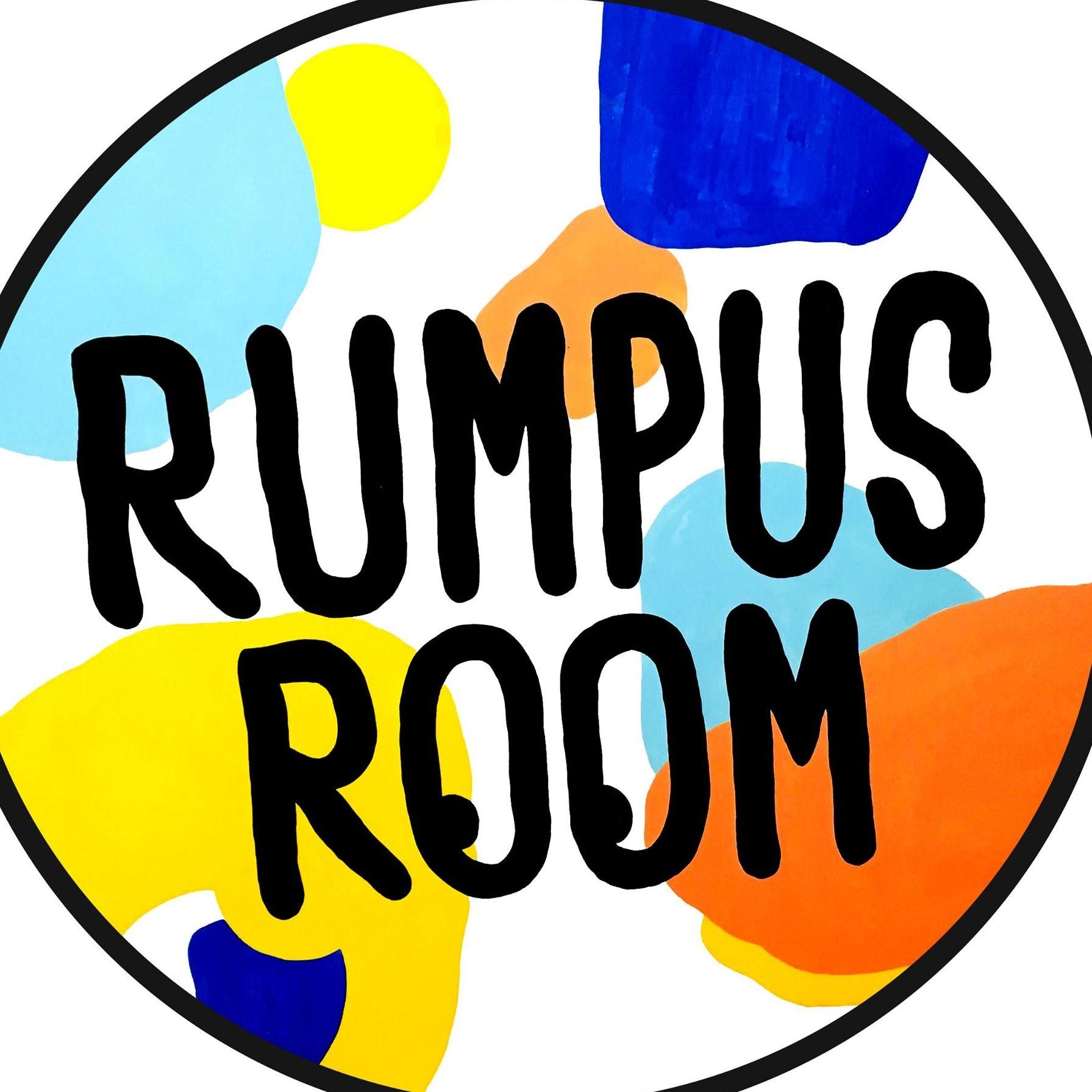 rumpus room logo.