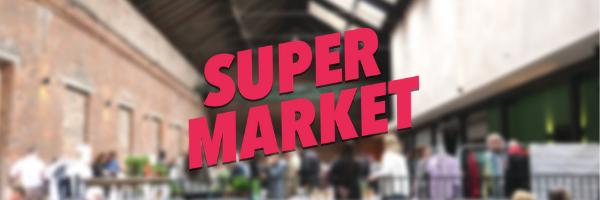 super market logo.