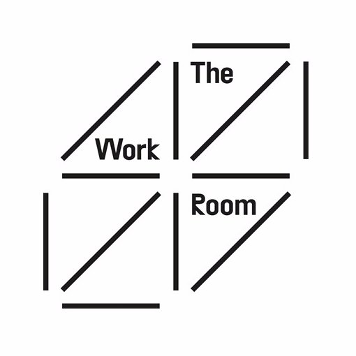 the work room logo.