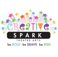 Creative Spark Logo.