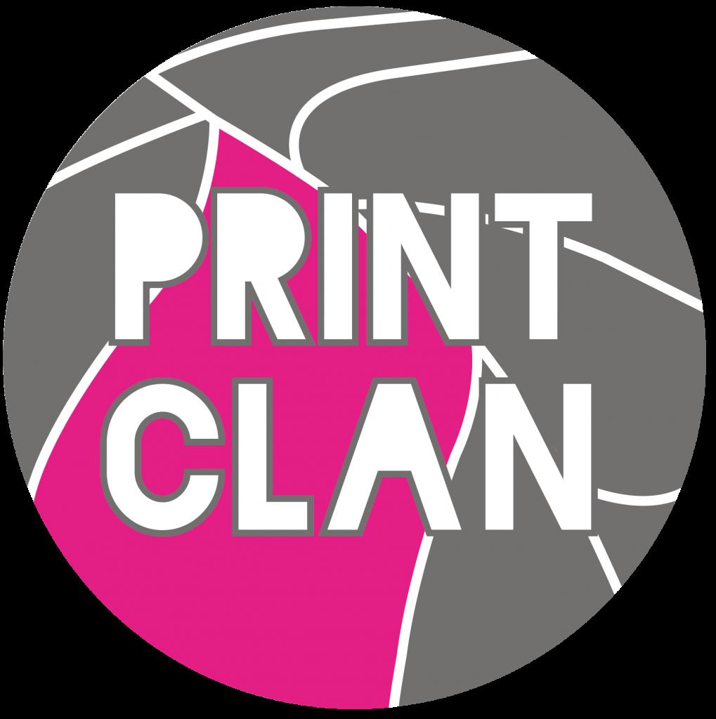 Print Clan Logo