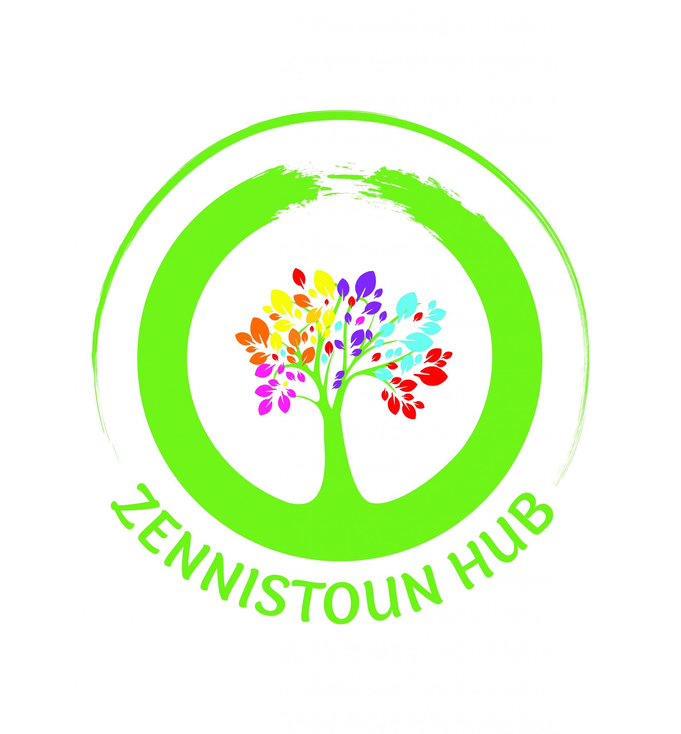 Zennistoun Hub Logo.