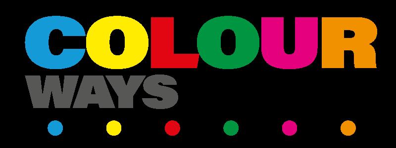Colour ways CiC logo.